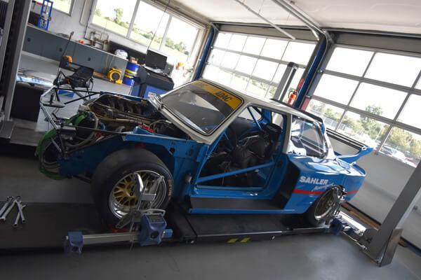 BRT Automotive Referenzen Motorsport